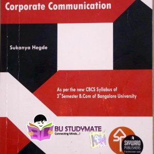 Public Relation And Corporate Communication