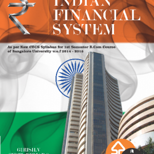 buy indian financial system ifs for b.com 1st sem book online for bangalore university