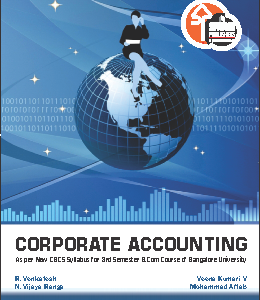 buy Corporate Accounting for b.com 3rd sem bangalore university