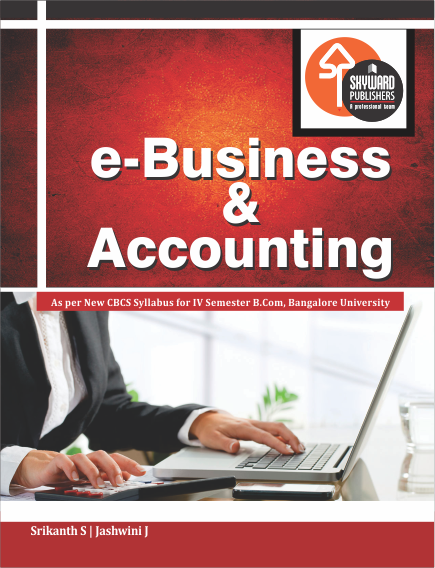 buy e-Bussiness Accounting for b.com 4th sem bangalore university